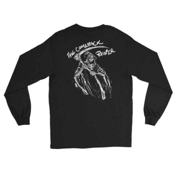 Black/Navy Long Sleeve
